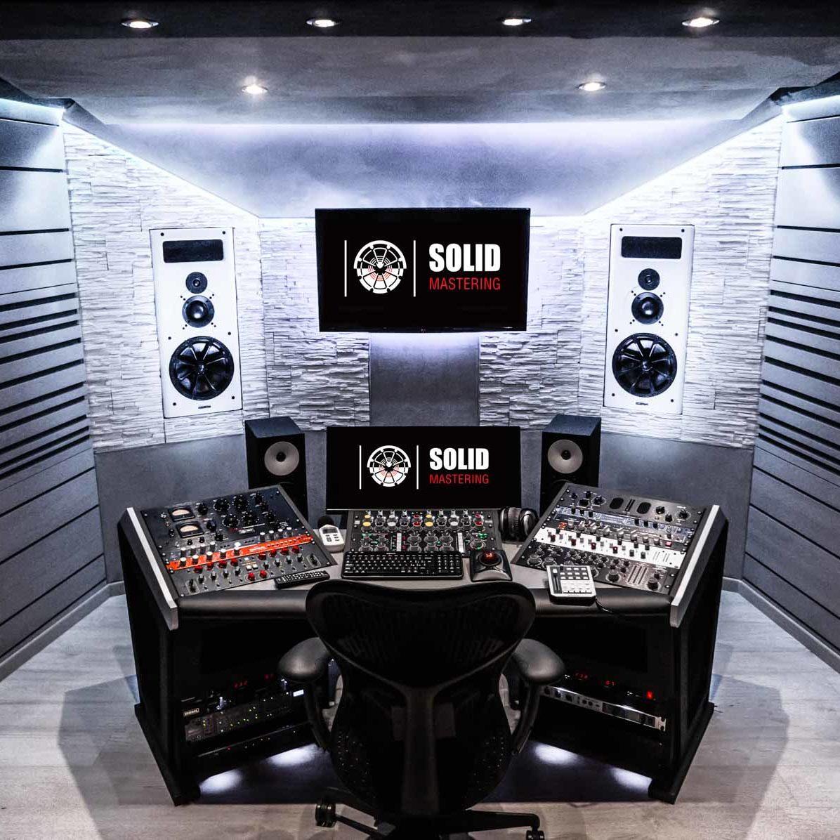 Stereo Audio Mastering